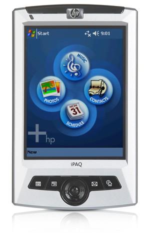 fe59ff03803 La iPAQ rz1710 es una de esas PDAs que ofrecen una buena combinación de  herramientas para el trabajo y programas para el divertimento.